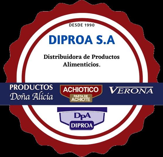 Distribuidora de Productos Alimenticios DIPROA S.A